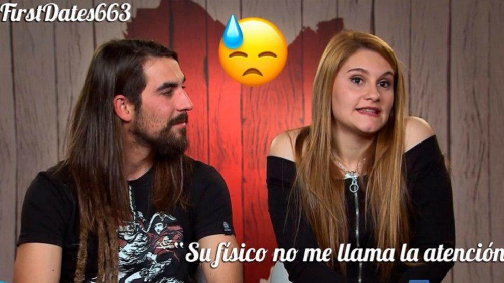 El anarquismo de Miguel no convenció a Patricia en 'First dates'