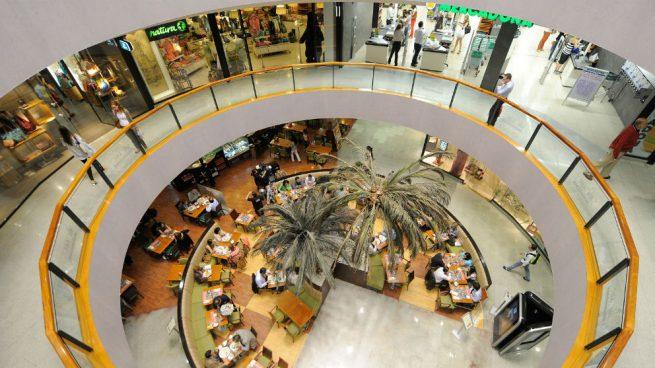 confianza consumidor -centros comerciales