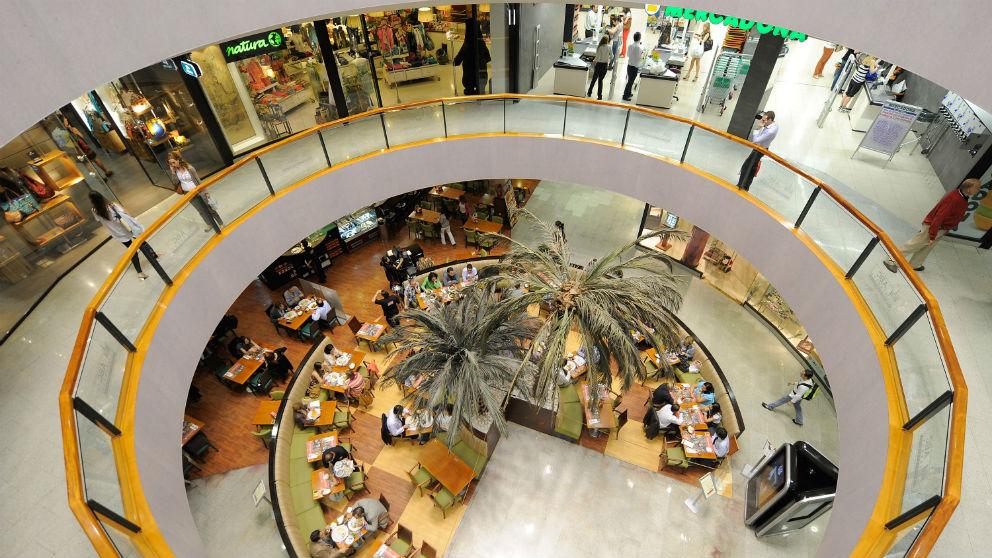 Centro comercial en España (Foto: Getty)