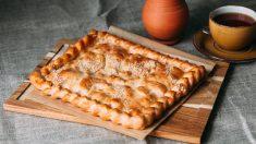 Receta de masa para empanadas casera fácil de preparar