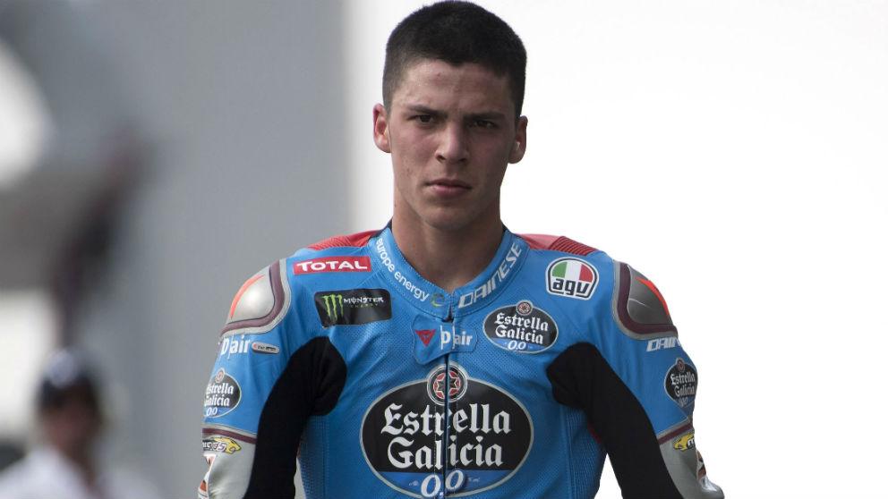 Los rumores se han convertido en realidad y Joan Mir será piloto oficial de Suzuki para las dos próximas temporadas en MotoGP. (Getty)