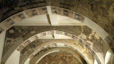 Las conocidas como Pinturas de Sijena, del Real Monasterio de Santa María de Sijena (Huesca).