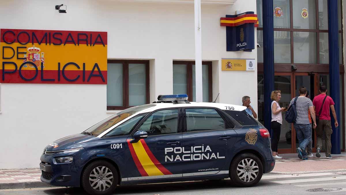 Policía de Estepona