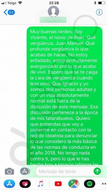 Una pareja gay de Madrid denuncia que no les han alquilado un piso por su condición sexual
