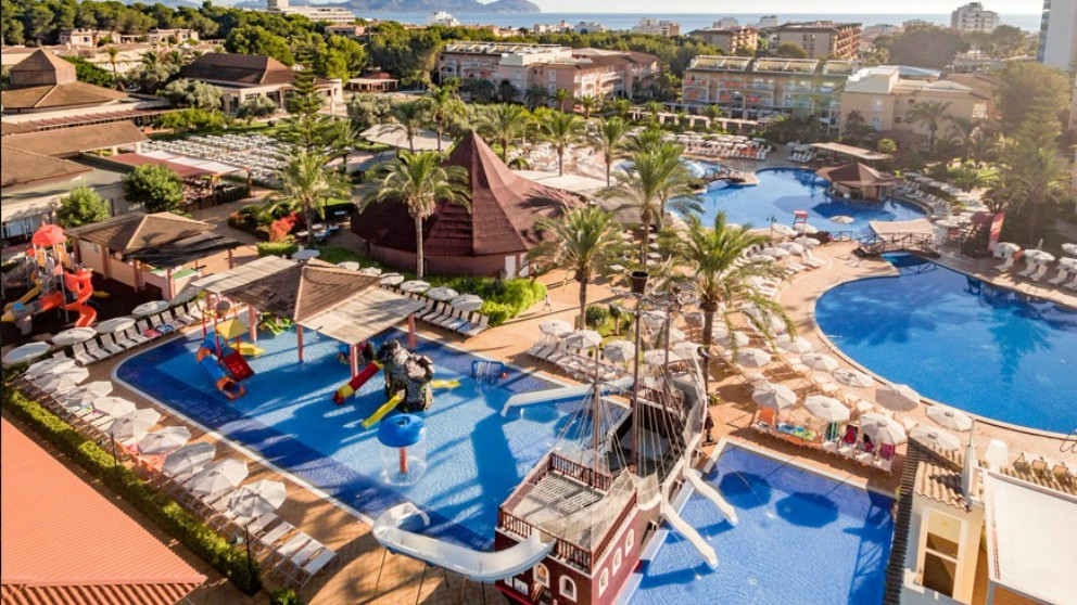 Los mejores hoteles para las vacaciones con niños