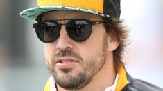 Fernando Alonso ha recibido un revés con el rendimiento del McLaren. (AFP)