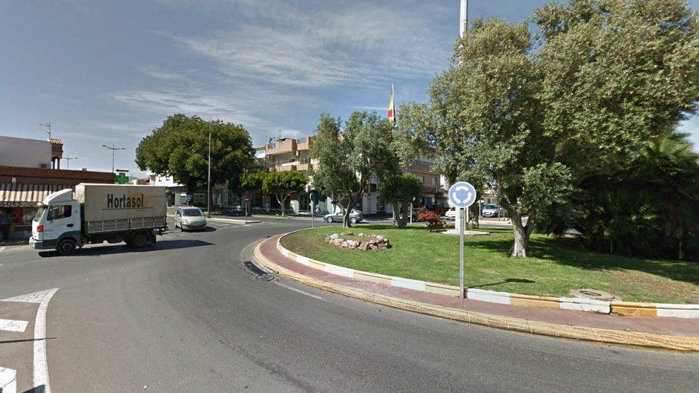 Campohermoso, población del municipio de Níjar (Almería).