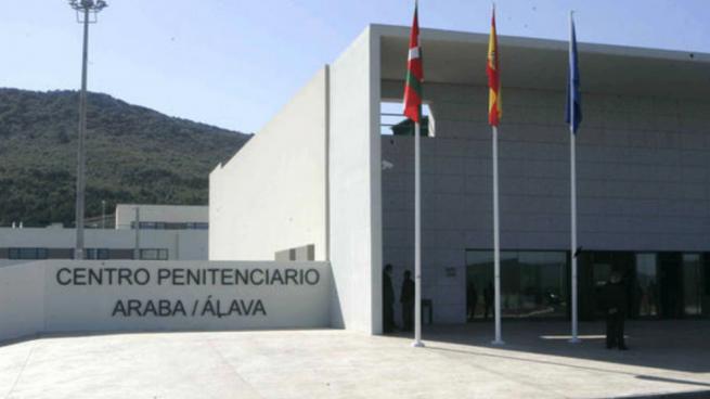 La prisión de Zaballa (Vitoria)que se perfila como el lugar de cumplimiento de condena de Iñaki Urdangarin