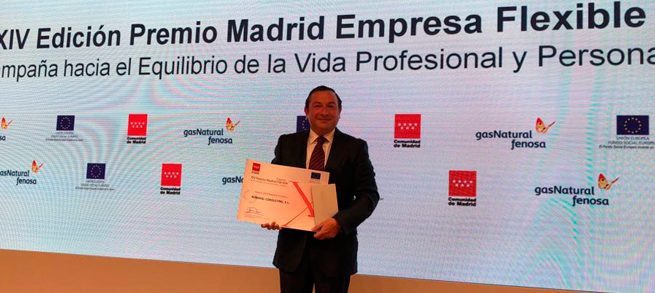 El director general de Romavel Consulting, Carlos Marín.