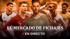 Mercado Fichajes de Fútbol hoy