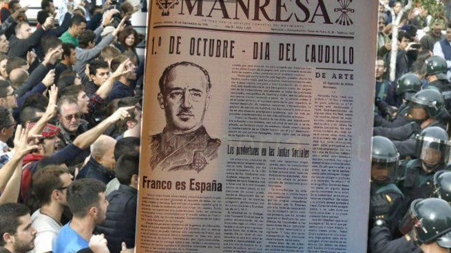 La ANC propone el mismo 1-O que fuera 'Día del Caudillo' como fiesta nacional de Cataluña