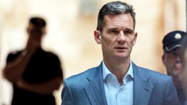 Urdangarin vuela hacia España para ingresar en prisión