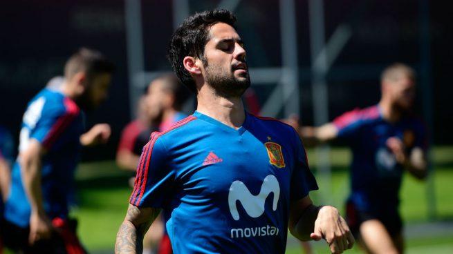 Isco tendrá galones en el nuevo Madrid
