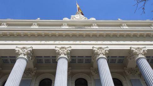 Bolsa de Madrid (Foto. Istock)