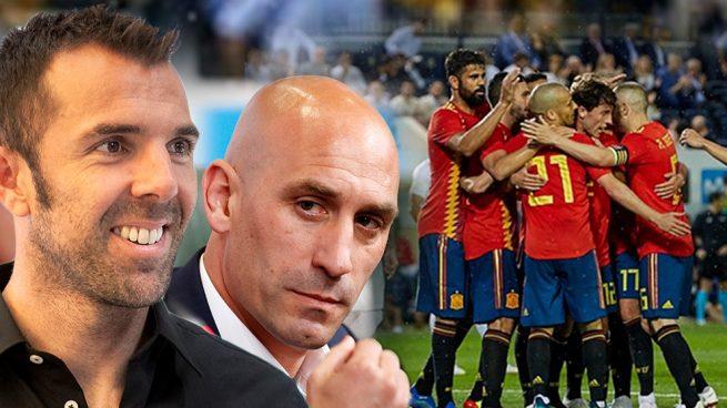Mundial 2018: Marchena será el 'negociador' de la selección
