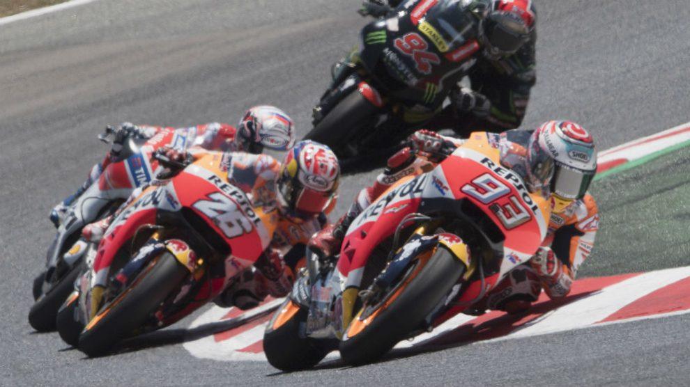 El Mundial de MotoGP abandonará Movistar en 2019. (Getty)