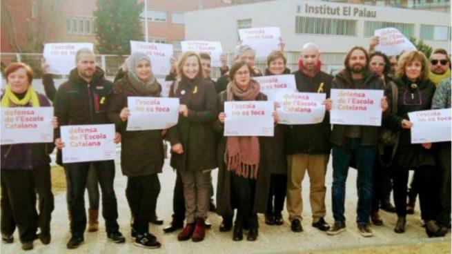 La nueva presidenta del Consejo Escolar de Cataluña se manifestó a favor de los 'profesores del odio'