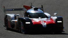 Fernando Alonso tiene ante sí la oportunidad de hacer historia por partida doble, ya que tanto para él como para Toyota sería la primera victoria en las 24 horas de Le Mans. (getty)