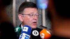 Ximo Puig, presidente de la Generalitat Valenciana. (Foto: EFE)
