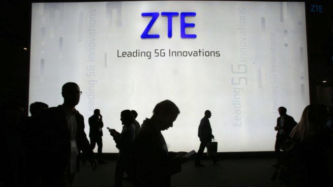ZTE se desploma un 41% en su retorno al parqué