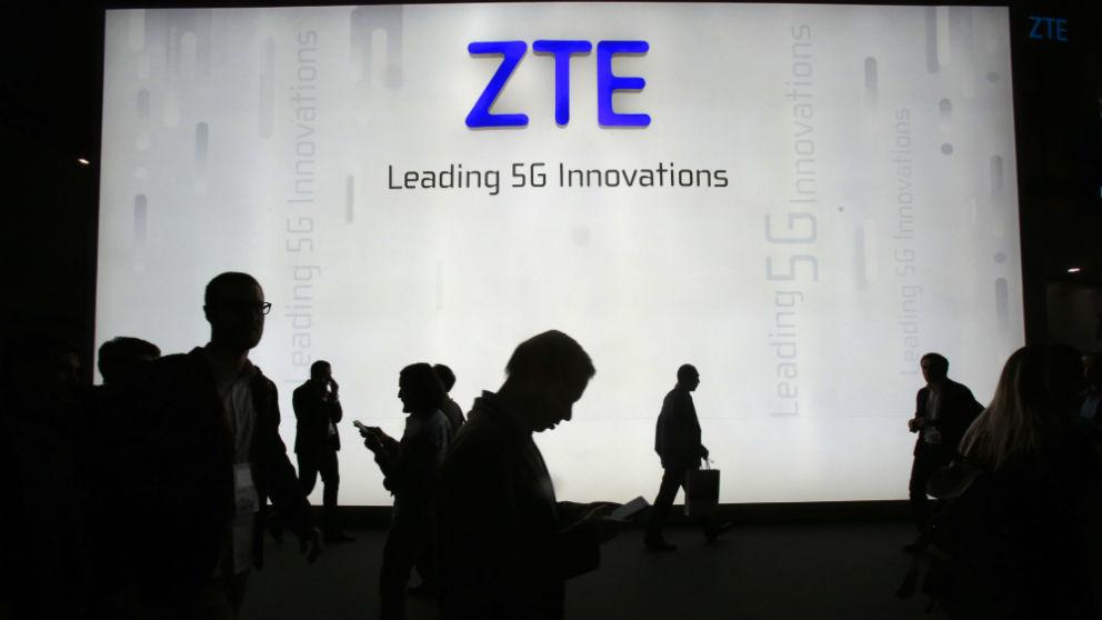 ZTE (Foto: GETTY).