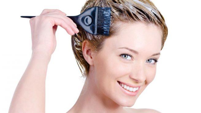 cómo decolorar todo el cabello