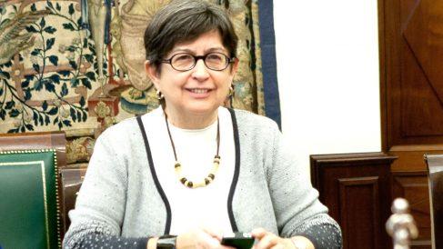 La nueva delegada del Gobierno en Cataluña Teresa Cunillera (Foto: Europa Press).