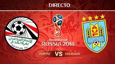 Mundial 2018: Egipto – Uruguay | Mundial de Rusia en directo