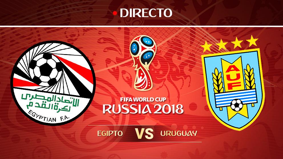 Mundial 2018: Egipto – Uruguay   Mundial de Rusia en directo