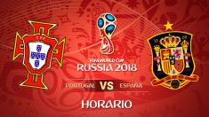 Mundial 2018: Portugal – España | Selección española en el Mundial de Rusia