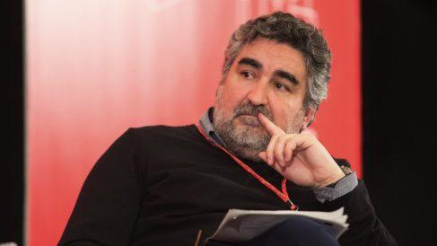 El delegado del Gobierno en Madrid, José Manuel Rodríguez Uribes. (Foto. PSOE)