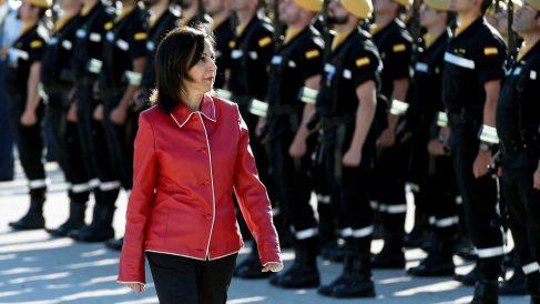 Margarita Robles, ministra de Defensa. (Foto: EFE)
