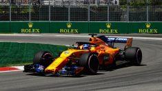 El gran problema del McLaren de Fernando Alonso está totalmente identificado, aunque su solución durante esta temporada es bastante complicado que se dé. (Getty)