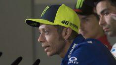 Valentino Rossi se ha mojado acerca de lo que supondrá la pareja formada por Marc Márquez y Jorge Lorenzo, asegurando que podría haber problemas entre ellos. (Getty)