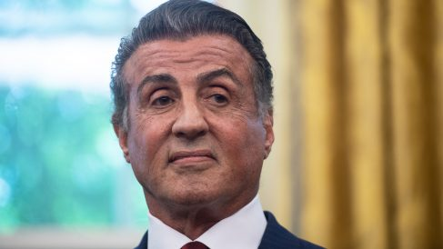 Sylvester Stallone. (Foto: AFP)