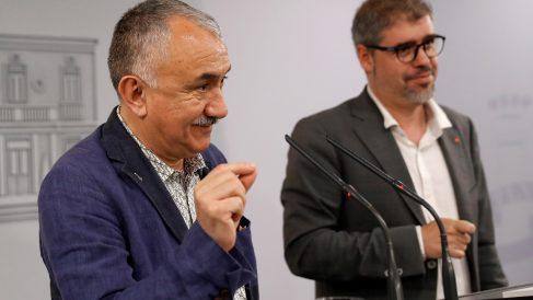 Sánchez recibe a la patronal y los sindicatos para trasladarles los cambios en materia laboral