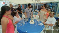 Cumpleaños a lo 'Gipsy Kings' en Marbella para Dani