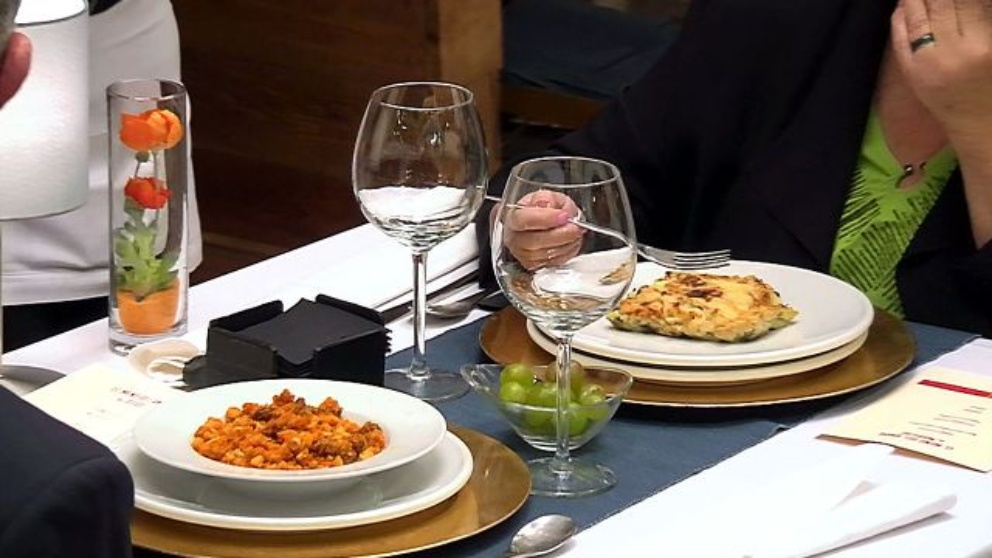 Los tuppers de 'First Dates'