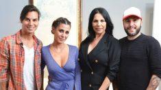 Los participantes de la tercera edición de 'Ven a cenar conmigo: Gourmet edition'