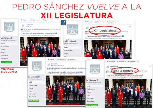 Pedro Sánchez viaja al futuro