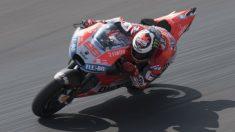 Jorge Lorenzo saldrá desde la pole en Montmeló.