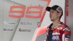 Jorge Lorenzo ha asegurado que fue él mismo el que inició los contactos con Honda para acabar fichando por la marca del ala dorada. (Getty)