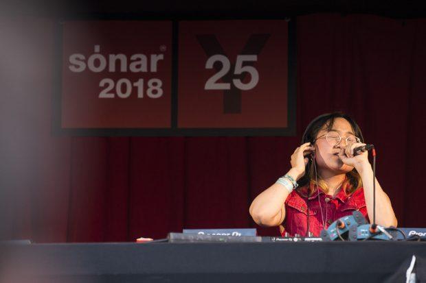 Yaeji Sónar 2018