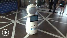 Snow, el robot contra el acoso escolar
