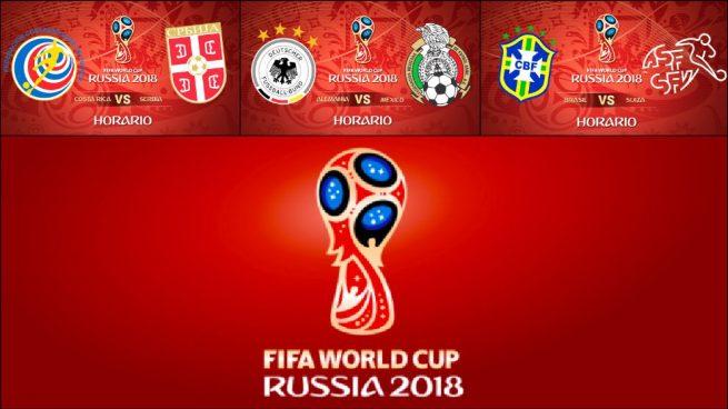 Calendario del Mundial Rusia 2018 hoy: Horario y ver los partidos de fútbol en TV