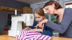 Pasos para elegir tu primera máquina de coser