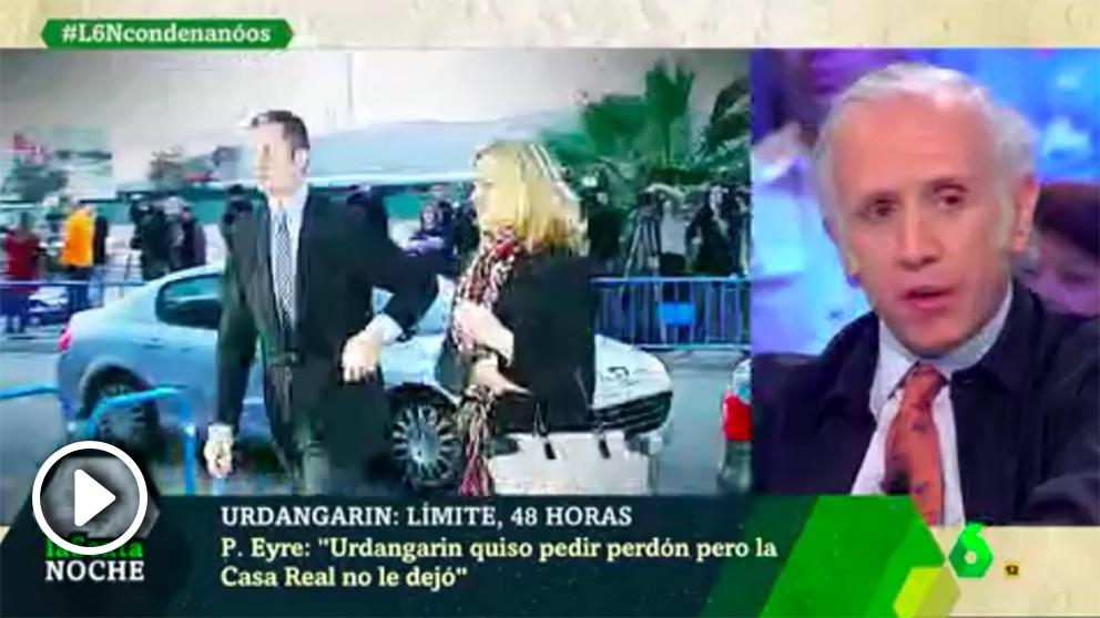 Eduardo Inda, en laSexta Noche.