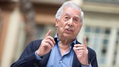 Mario Vargas Llosa. (Foto: EFE)