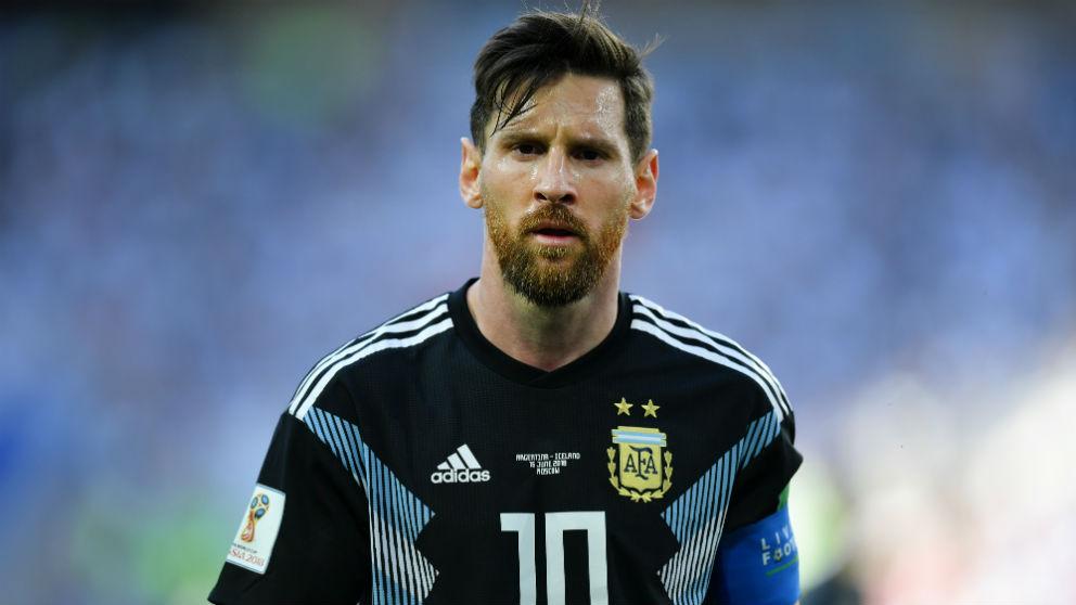 Argentina islandia resultado y goles del partido de for Partido del real de hoy