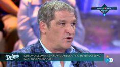 Gustavo, cansado de María Lapiedra en 'Sálvame Deluxe'